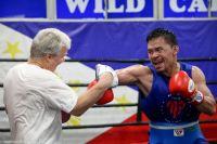 """Мэнни Пакьяо: """"Я не единственный, кто боксирует в 40 лет"""""""