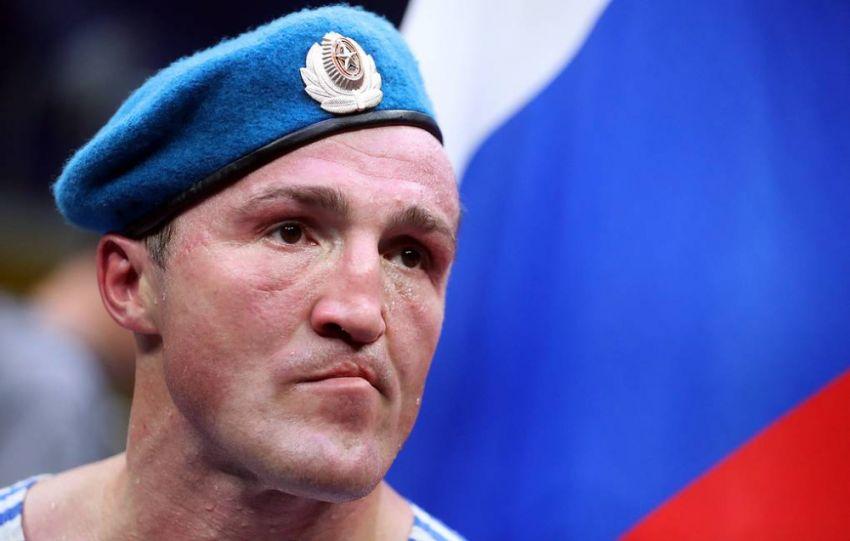 """Денис Лебедев завершил боксерскую карьеру: """"Хочу быть полезным обществу и своей стране"""""""