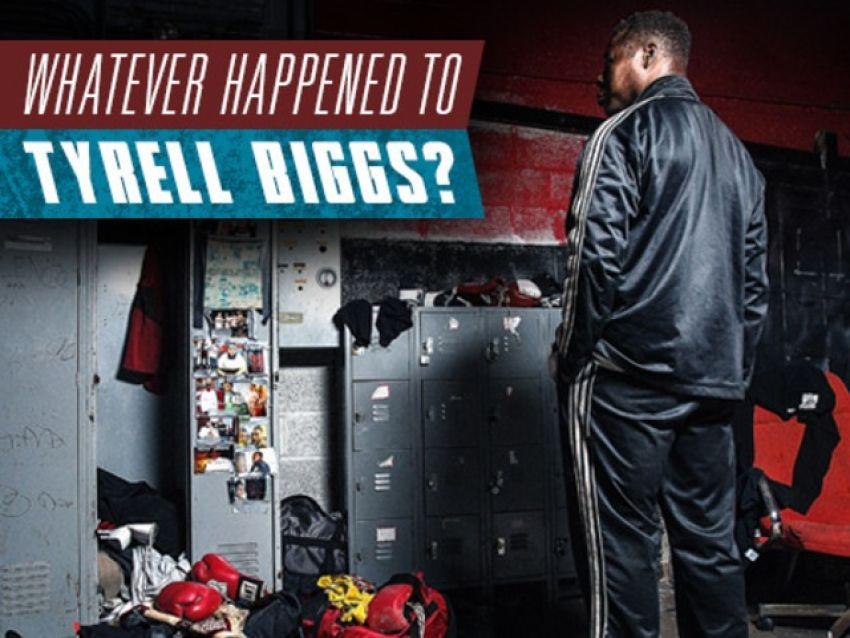 Что случилось с Тайреллом Биггсом?