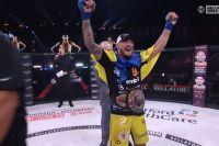 Ярослав Амосов побеждает Дагласа Лиму и становится чемпионом Bellator в полусреднем весе