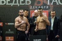 Виктор Петроченко: Рахим очень одаренный спортсмен, все будет зависеть от того, насколько Власов сможет его напрячь