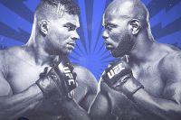 Где смотреть UFC on ESPN 7: Алистар Оверим - Жаирзиньо Розенштруйк