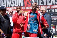 Доусон назвал Стивенсона ненастоящим чемпионом