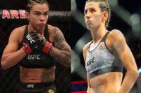 Клаудия Гаделья встретится с Мариной Родригес на турнире UFC в Оклахоме