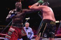 Глава WBC похвалил Уайлдера после поражения Фьюри