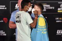 Жалгас Жумагулов прокомментировал поражение в дебютном поединке в UFC