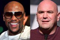 Дана Уайт намекнул, когда может состояться бой Флойда Мейвезера против бойца UFC