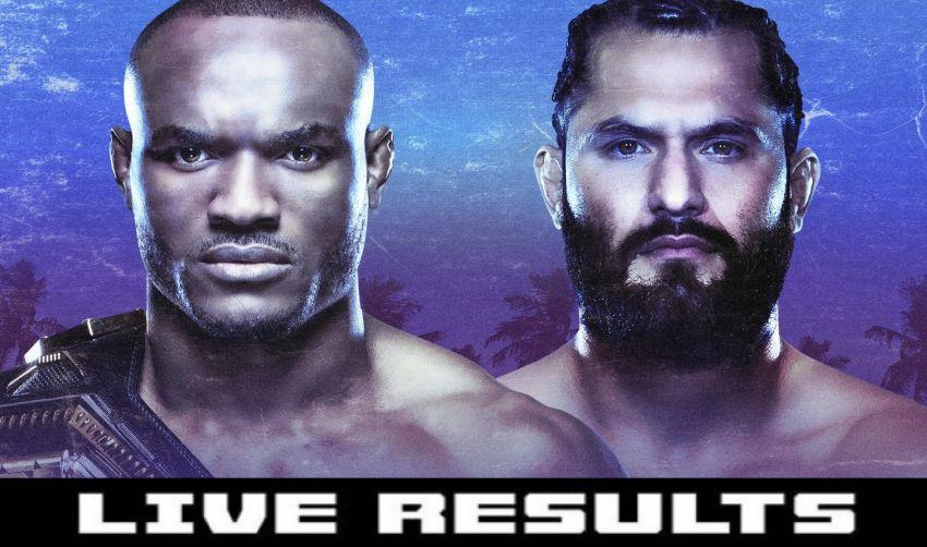 Результаты турнира UFC 251: Камару Усман - Хорхе Масвидаль, Алекс Волкановски - Макс Холлоуэй 2, Петр Ян - Жозе Альдо