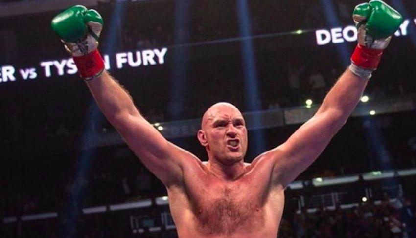 Майкл Биспинг считает, что Тайсон Фьюри был бы грозной силой в UFC