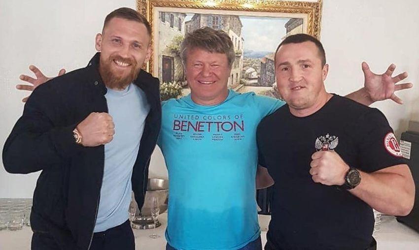 Дмитрий Кудряшов вспомнил историю про Олега Тактарова