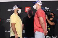 Видео боя Гаджимурад Антигулов - Максим Гришин UFC on ESPN+ 38