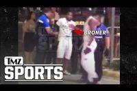 Эдриен Бронер арестован за перепалку с водителем автомобиля
