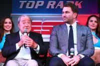 """Эдди Хирн, Боб Арум и Лу ДиБелла обсудили введение WBC """"франчайзинговых"""" чемпионов"""
