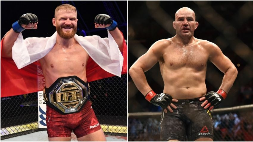 Jan Blachowicz on how his fight with Glover Teixeira might play out