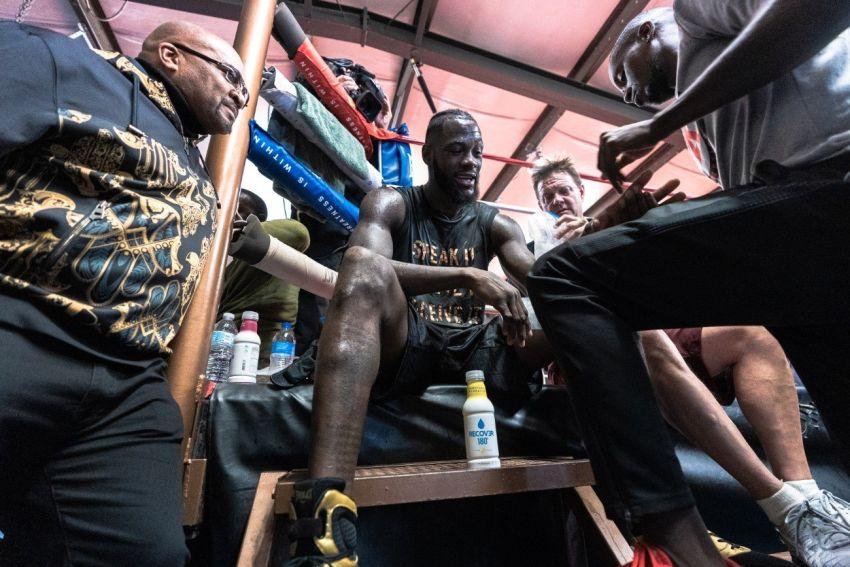 """Деонтей Уайлдер: """"Когда люди думают о боксе, я хочу, чтобы они вспоминали меня"""""""