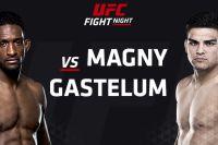 Итоговые результаты турнира UFC Fight Night 78