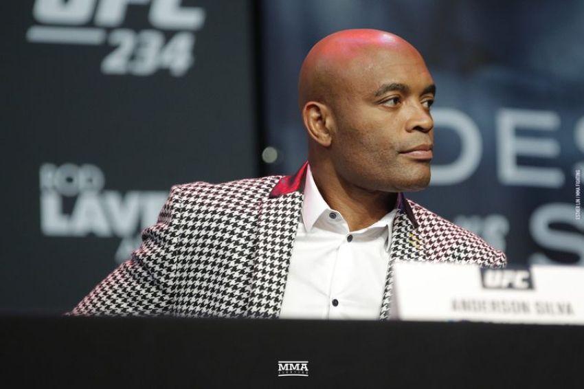 Андерсон Сильва планирует быстрое возвращение после турнира UFC 234