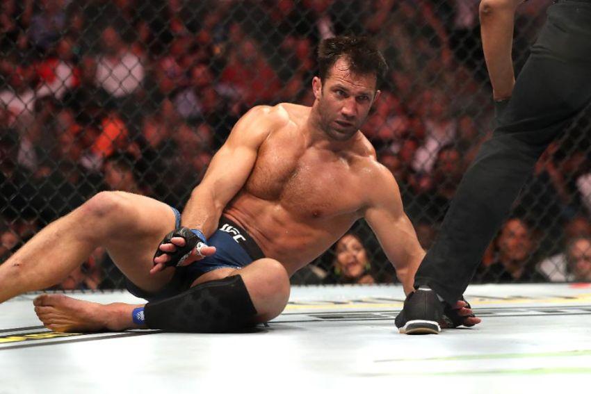 Энтони Смит уверен, что Люк Рокхольд заслужил быть нокаутированным на UFC 239