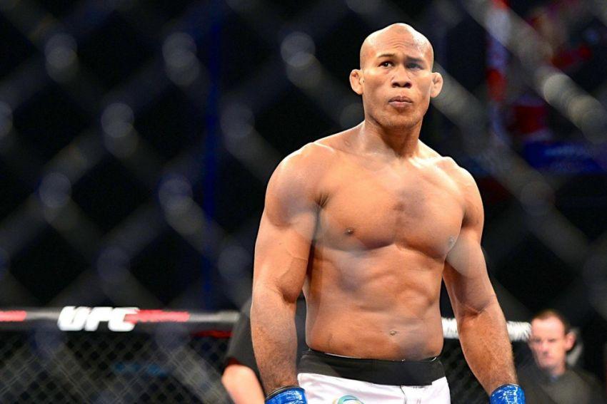 Роналдо Соуза нокаутировал Криса Вайдмана в зрелищной схватке на UFC 230
