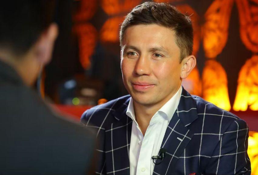 Геннадий Головкин не смущен, что тренируется по соседству с залом Абеля Санчеса