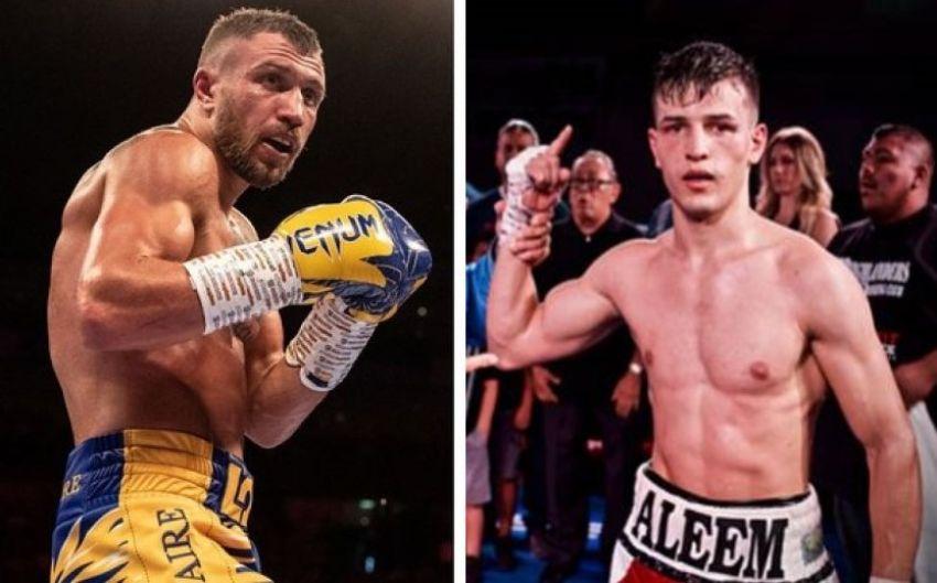 """Таджикский боксер рассказал о спаррингах с Ломаченко: """"В реальном бою мог бы пройти с ним все 12 раундов"""""""