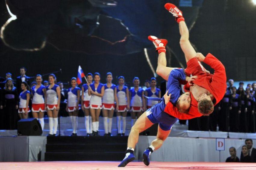 Прямая трансляция чемпионата России по самбо