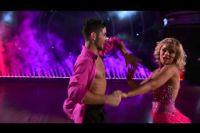 Пейдж Ванзант на шоу «Танцы со звездами»