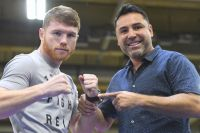 Оскар Де Ла Хойя уже сейчас считает Сауля Альвареса лучшим боксером мира P4P