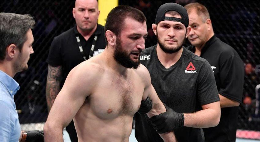 Абдулманап Нурмагомедов: Еще одно поражение Абубакара - вопрос с UFC закроется