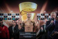 Роб Брант вернется в 160 фунтов, даже если выиграет Трофей Мохаммеда Али