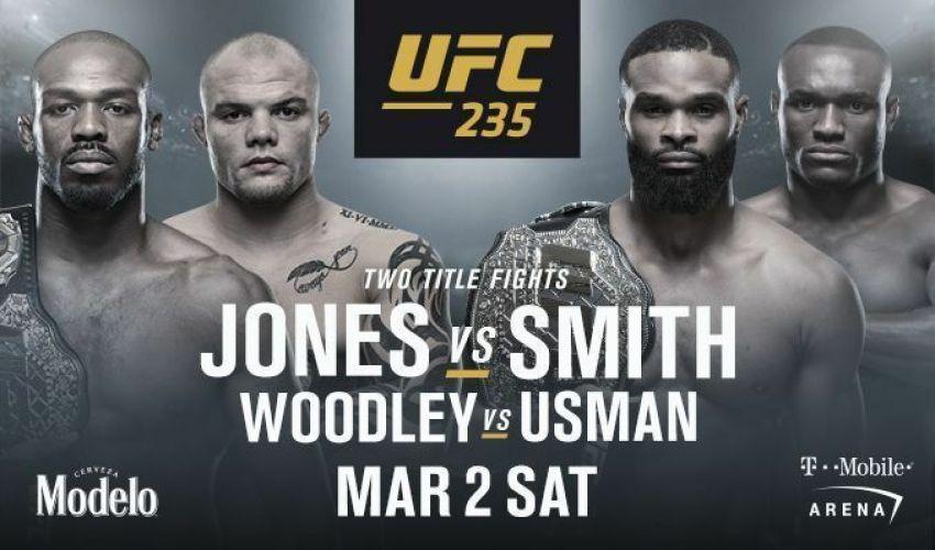 РП ММА №9 (UFC 235): 3 марта