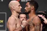 Видео боя Рузвельт Робертс - Александр Яковлев UFC Fight Night 163