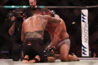 UFC Fight Night 142: Маурисио Руа финишировал Тайсона Педро в зрелищном поединке