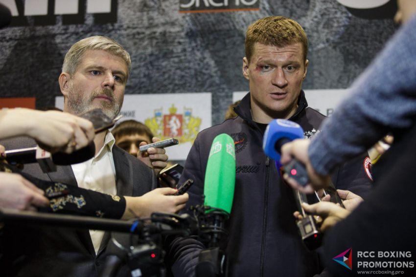 WBO отказалась присуждать следующему поединку Поветкина статус элиминатора