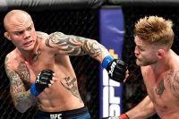 Энтони Смит сломал руку во время боя с Густафссоном на UFC Fight Night 153