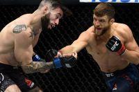 Келвин Каттар уверяет, что Забит Магомедшарипов отказался от пятираундового боя на турнире UFC в Москве