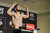 Результаты взвешивания участников турнира UFC 229: Нурмагомедов и МакГрегор сделали вес