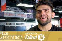 UFC 236: Embedded - Эпизод 2