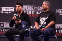 Тренер Гарсии объяснил желание угла остановить бой со Спенсом