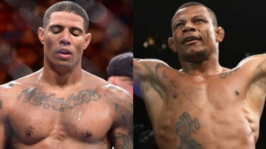 Алекс Оливейра против Макса Гриффина на UFC 248 в Лас-Вегасе
