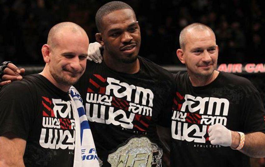 Джону Джонсу запретили появляться в зале Jackson-Wink MMA