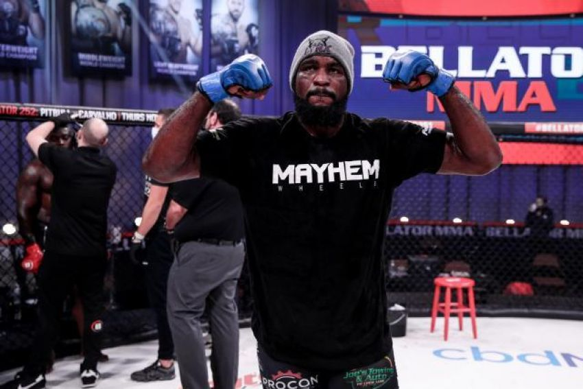 Fight video and review: Corey Anderson vs. Dovletdzhan Yagshimuradov at Bellator 257
