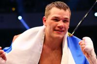 Федор Чудинов завоевал титул WBA Continental за два раунда