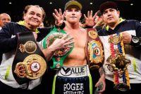 Рейтинг боксёров P4P от The Ring за март 2020