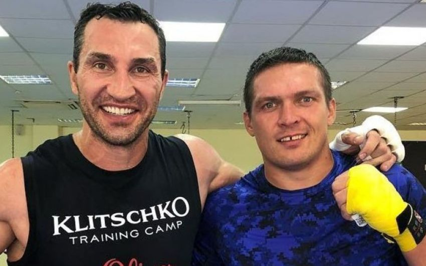 Aleksandr Usik told why he doesn't want to renew his contract with K2 Promotions