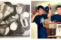 InstaBoxing: Боксеры в молодости #10