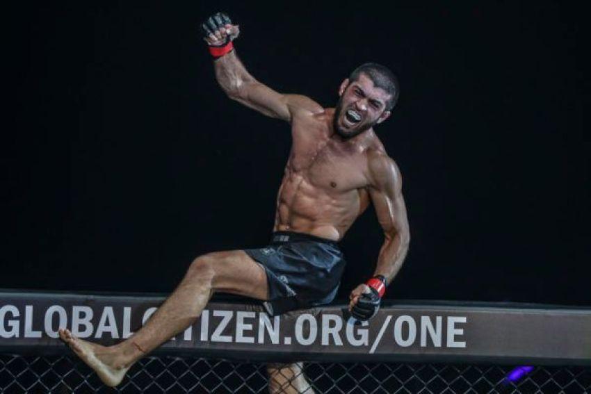 Сайгид Арсланалиев остановил Амира Хана на турнире One Championship: Enter the Dragon