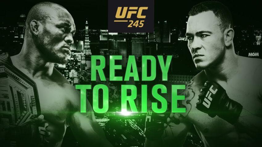 Камару Усман - Колби Ковингтон. Превью главного события UFC 245