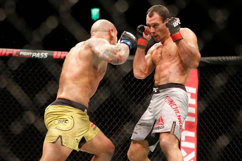 Фото турнира UFC Fight Night 136: Алексей Олейник - Марк Хант