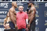 Реванш Йоэля Ромеро и Роналдо Соузы возглавит турнир UFC on ESPN 3
